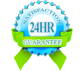 24hr Guarantee